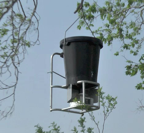 The Action Back 174 Pro Model Hanging Feeder Package